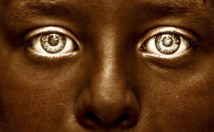 LOOK INTO MY EYES by Glenn Bryant