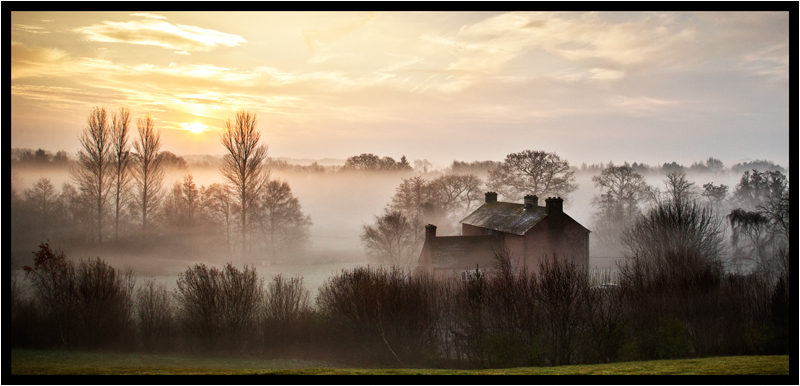 THE GAMEKEEPERS COTTAGE by Graham Russell