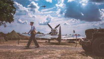 2018-19 PRINT RND1-A TRIBUTE TO THE ROYAL AIR FORCE by Tony Sell
