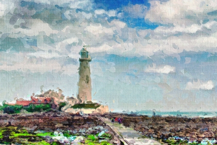 2018-19 PRINT RND1-ST. MARY'S ISLAND by Ros Wood