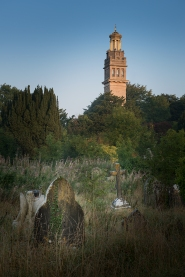 2018-19-print-rnd2-LANSDOWN CEMETARY AND TOWER by Paul Holroyd