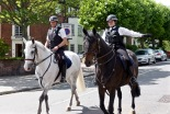 2018-19-print-rnd2-MOUNTED POLICE by George Redgrave