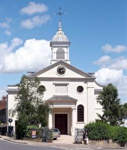 2018-19-print-rnd2-ST JOHN'S CHURCH by George Redgrave