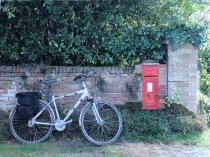 2019-20 PRINT rnd1 - BIKE & POST BOX by George Redgrave