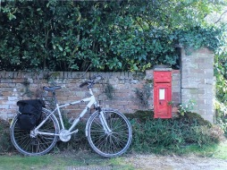 2019-20 PRINT rnd1 - BIKE & POST BOX by George Redgrave