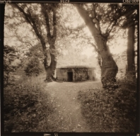 2019-20 PRINT rnd1 - PILLBOX AT F138 by Jeff Hutchinson