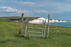 2019-20 PRINT rnd1 - PLEASE SHUT THE GATE by Phil Marsden
