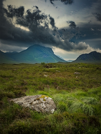 2019-20 PRINT rnd1 - SKYE, THE ROCK AND THE MOUNTAIN by Paul Holroyd