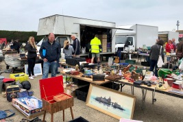 2019-20 PRINT rnd3 - FORD BOOT FAIR by George Redgrave