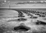 2019-20 PRINT rnd3 - SEA STEPS by Steve Yates