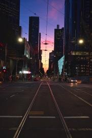2019-20 PRINT rnd3 - TRAMLINE SUNS by Andrew Kernan